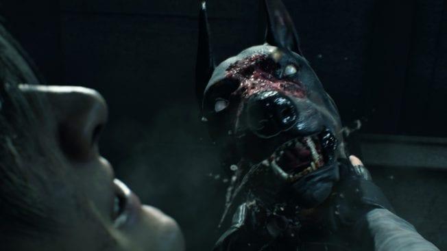 Resident Evil 2 Cerberus Hund