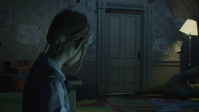 Resident Evil 2 Sherry-Part