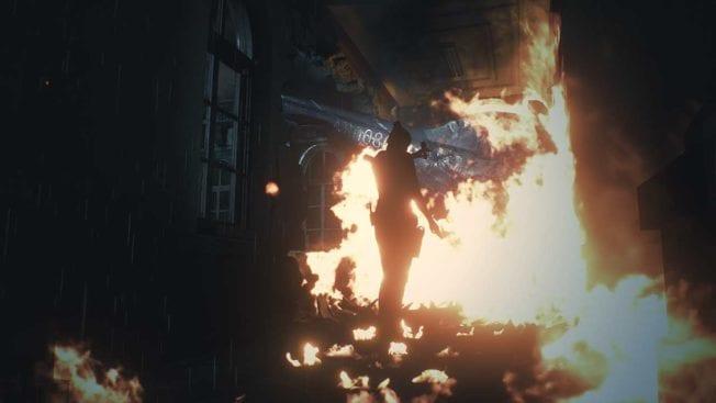 Resident Evil 2 – Mr. X