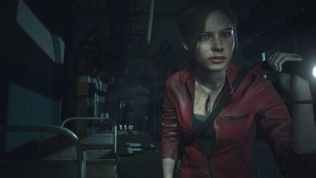 Resident Evil 2 – Claire Bilder und Screenshots