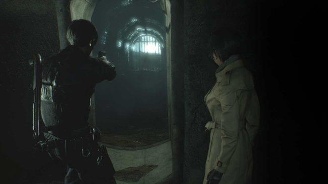 Resident Evil 2 Ada und Leon