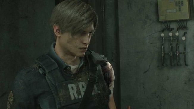Resident Evil 2 Leon S. Kennedy Bilder