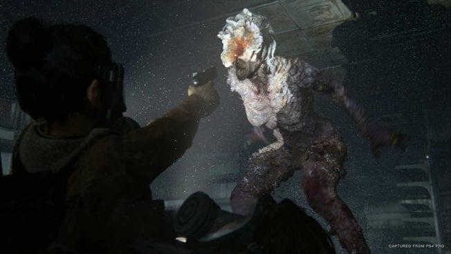 The Last of Us 2 Ellie Infizierter