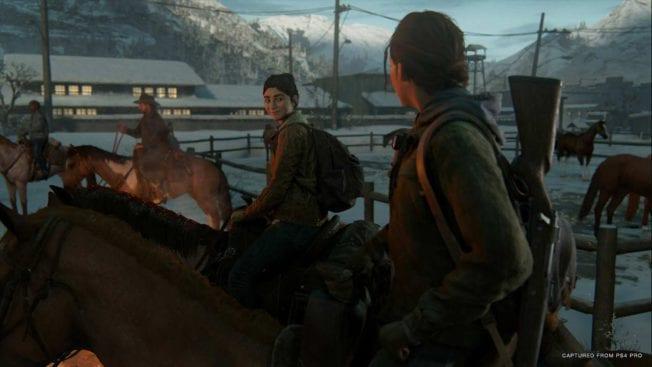 The Last of Us 2 Ausritt