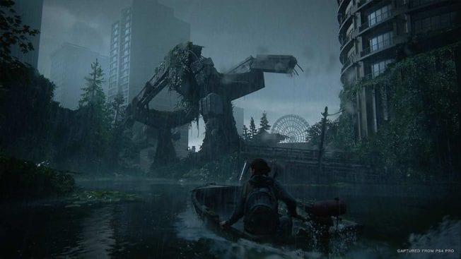 The Last of Us 2 Ellie Boot
