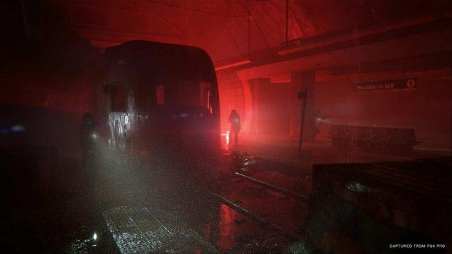 The Last of Us 2 Bahnhof