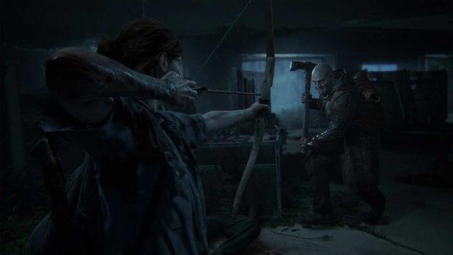 The Last of Us 2 Pfeil und Bogen
