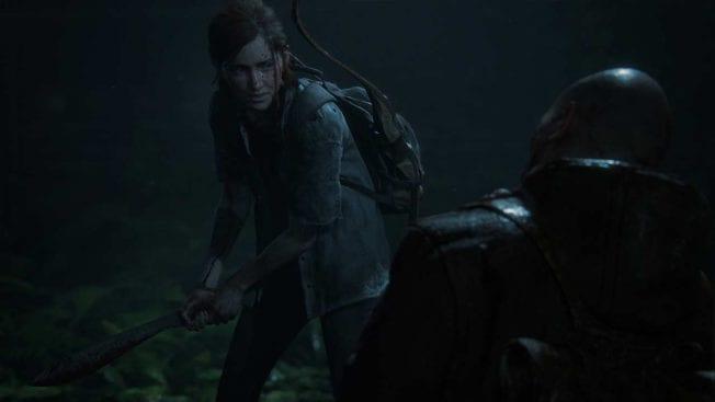 The Last of Us 2 Ellie Kampfbereit