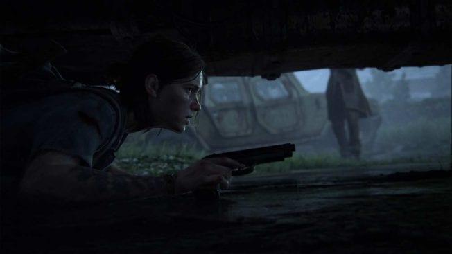 The Last of Us 2 Versteck