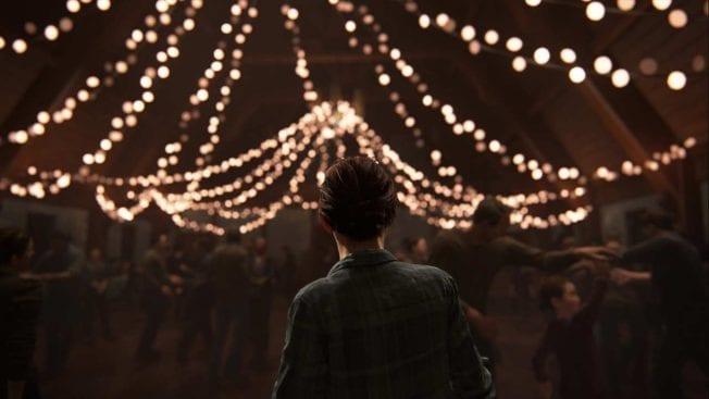 The Last of Us 2 Feier