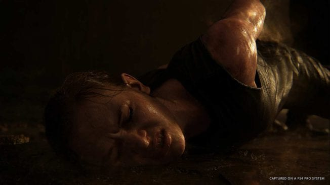 The Last of Us 2 Am Boden
