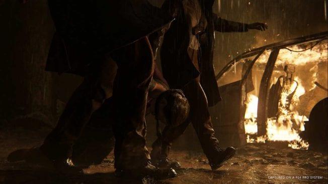 The Last of Us 2 Ohnmächtig
