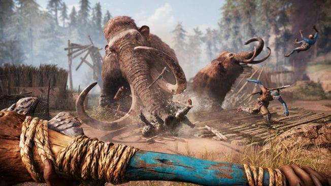 Far Cry Primal Mammut