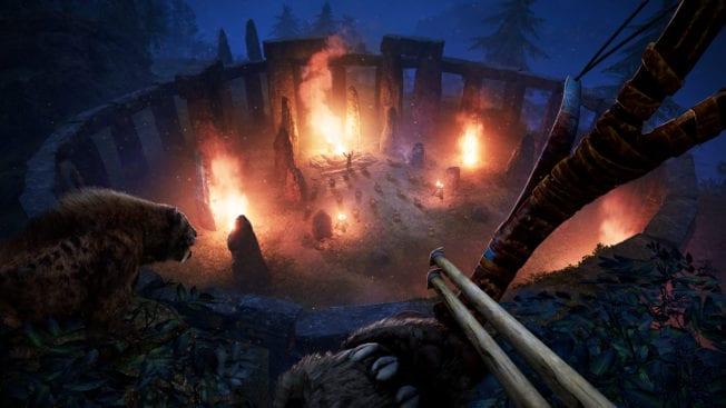 Far Cry Primal Feuer
