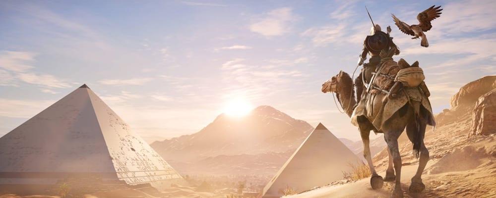 Assassin's Creed Origins Teaser