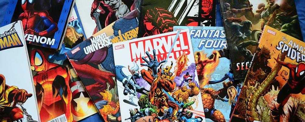 Marvel Teaser Comics
