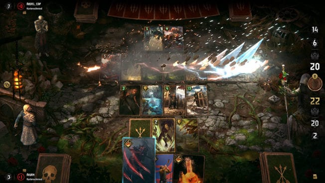 Gwent: The Witcher Card Game Effekte