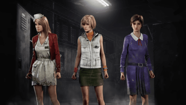 Dead by Daylight Silent Hill Outfits Cheryl Mason