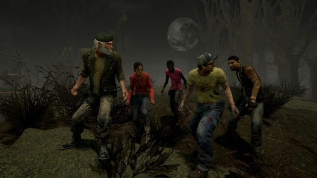 Dead by Daylight Left Behind