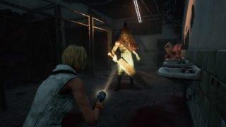 Dead by Daylight Silent Hill Der Henker Cheryl