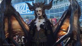 Lilith die Tochter von Mephisto in Diablo IV