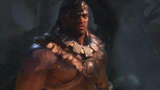 Der Barbar in Diablo IV - Bilder und Wallpaper für Desktophintergrund