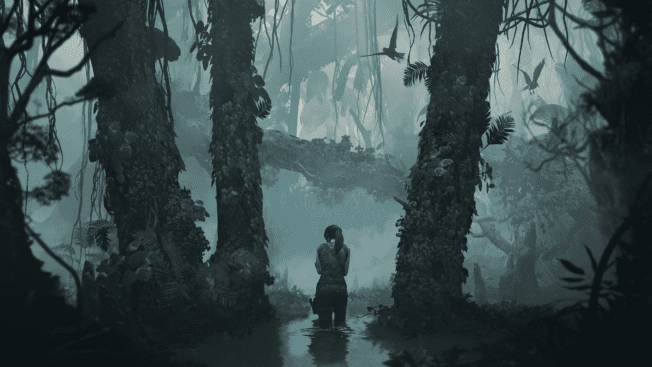 Show of the Tomb Raider Setting