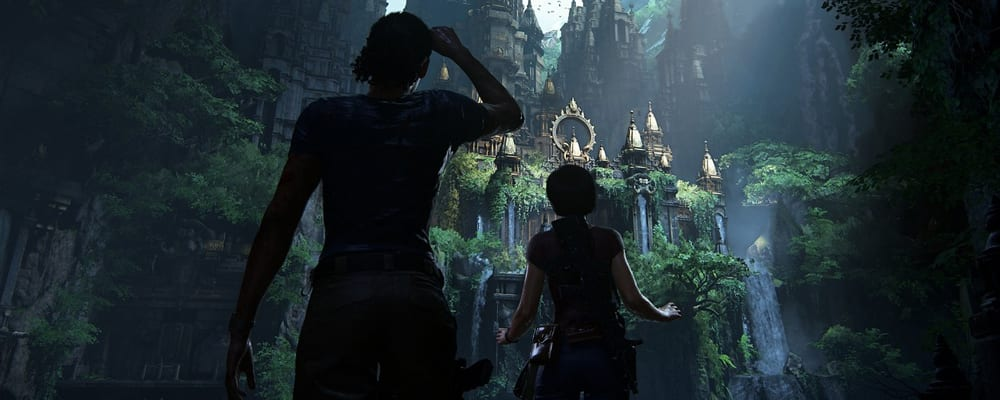Uncharted The Lost Legacy Teaser