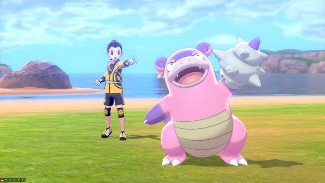 Pokémon Schwert und Schild Insel der Rüstung