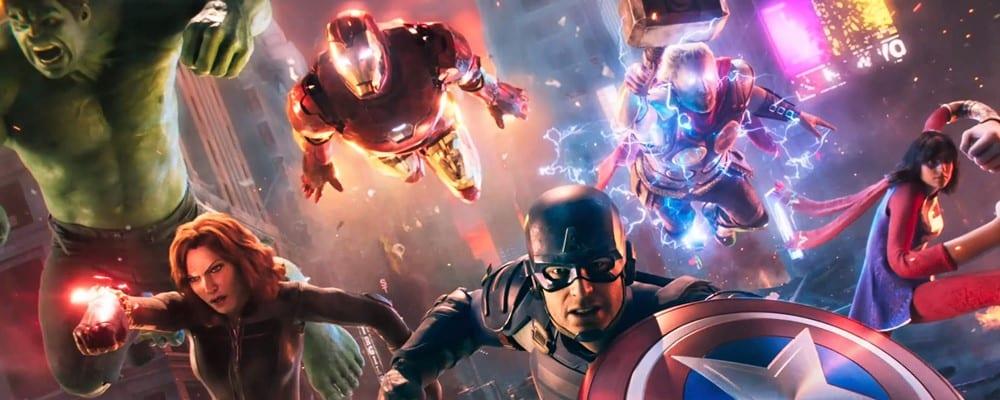 Marvel's Avengers Teaser