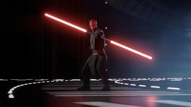 Star Wars: Battlefront 2 Darth Maul