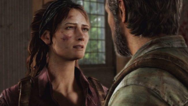 The Last of Us Tess