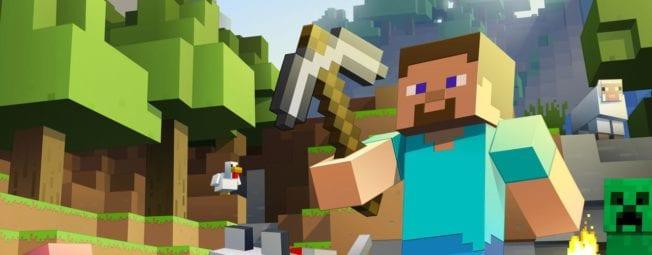 Minecraft für Nintendo Switch