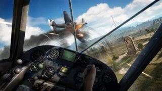 Far Cry 5 Flugzeug