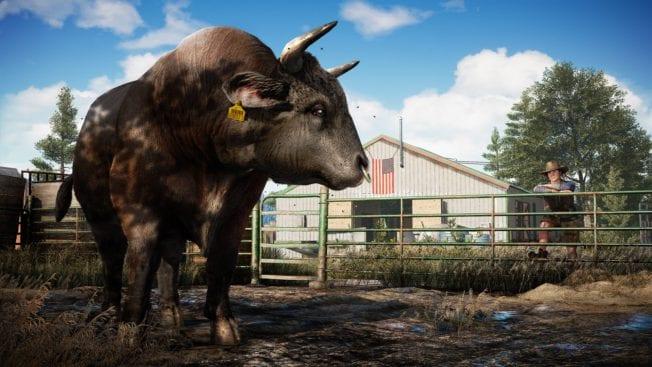 Far Cry 5 Tiere