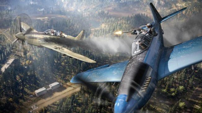 Far Cry 5 Fliegen
