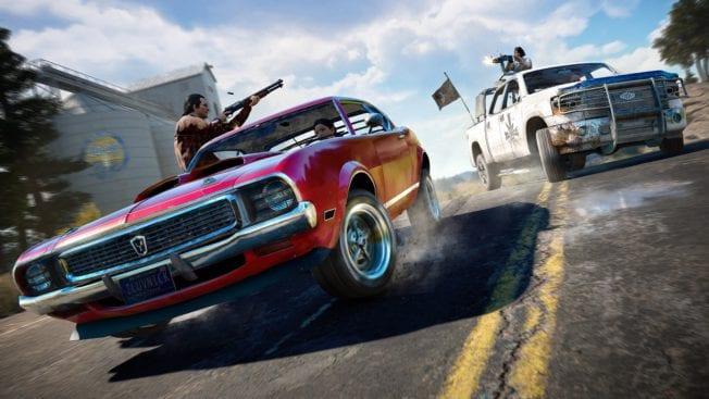 Far Cry 5 Auto