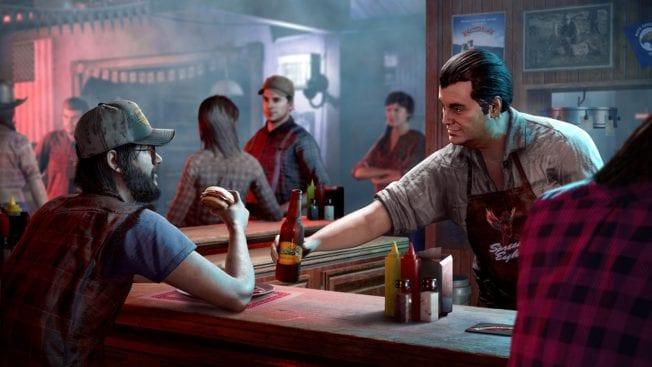 Far Cry 5 Bar