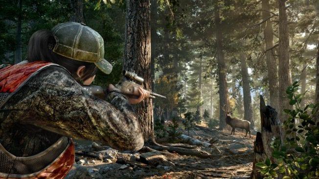 Far Cry 5 Jagen