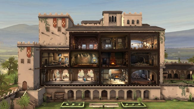 Assassin's Creed Rebellion Haus
