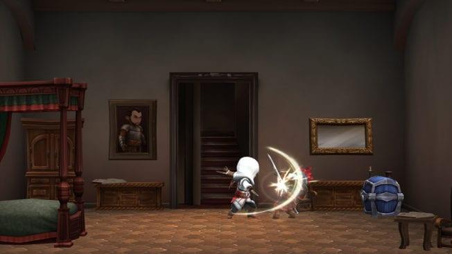 Assassin's Creed Rebellion Ezio Kampf