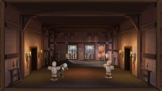Assassin's Creed Rebellion Maria Training