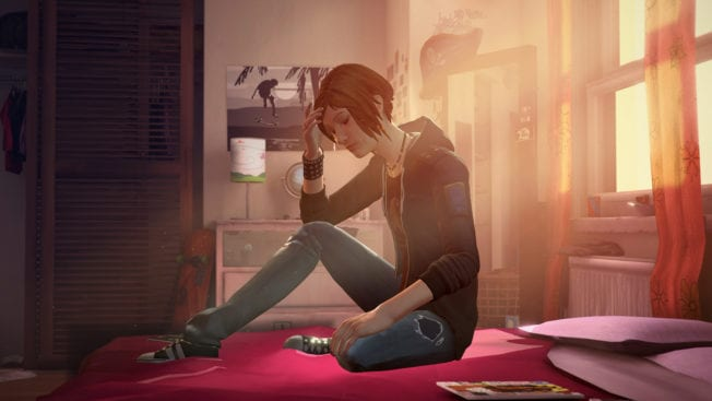 Life is Strange Before the Storm