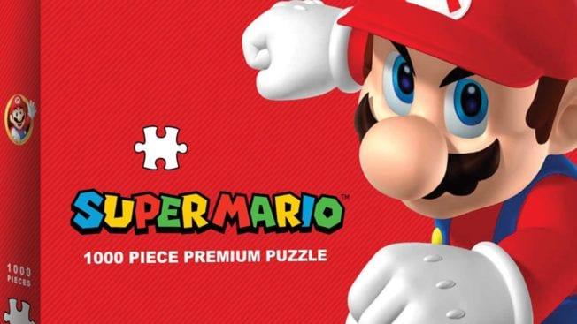 Super Mario Puzzle