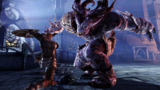 Dragon Age Origins Oger