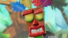Crash Bandicoot Aku Aku Maske