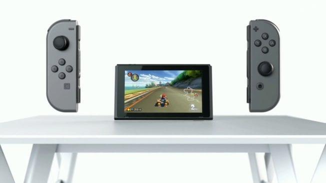 Nintendo Switch Spiele Top Games 2017