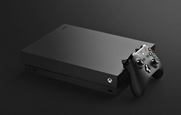 Xbox One-Konsole in Black
