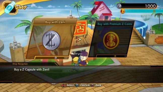 Dragon Ball FighterZ Lootboxen öffnen und kaufen