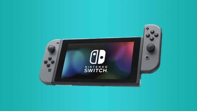 Nintendo Switch Amazon Diebstahl